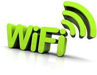 Wifi hotspot, wifi csatlakoz�s, internet csatlakoz�s, internet connection, internet access